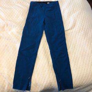 Zara Blue Leggings Pants